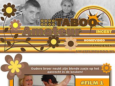 Perverse films uit Hollandse slaapkamers.