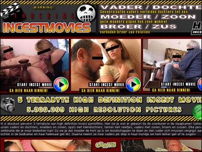Schokkende incestfilms waarin vaders de prille kutjes van hun dochter neuken!