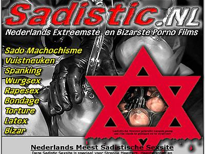 Sadistiche Sexsite is speciaal voor Strenge Meesters, Meesteressen en onderdanige slaven en slavinnen.