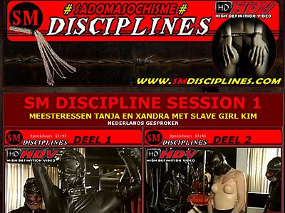 Hun onderdanige slaven & slavinnen worden keihard getrained om hun Meerdere te dienen.