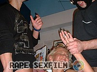 rape in the forrest